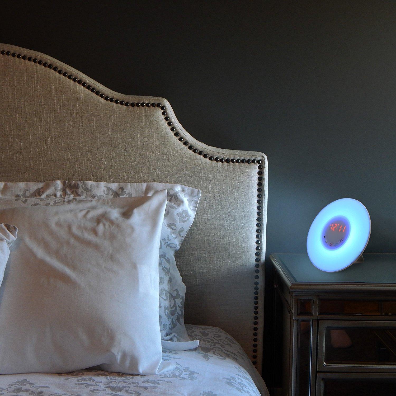 Thinp reveil matin intelligent bien dormir - Orientation du lit pour un bon sommeil ...