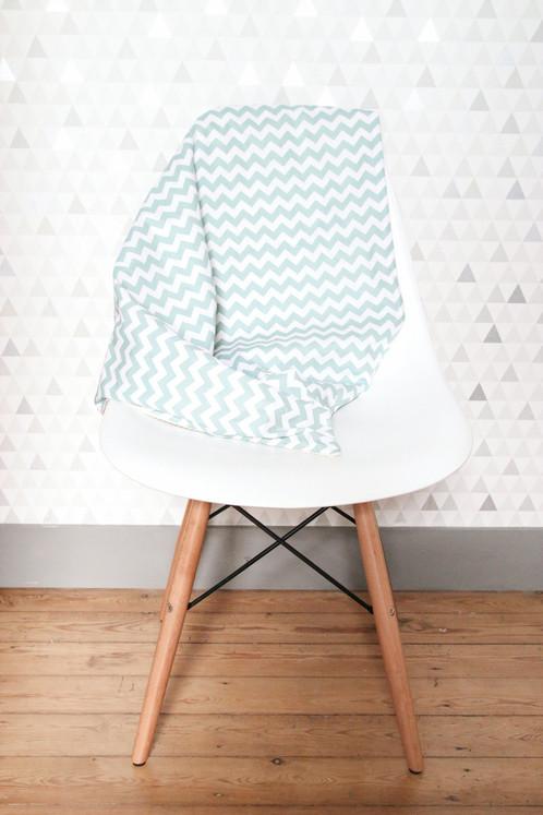 Plaid sur chaise bien dormir - Orientation du lit pour un bon sommeil ...