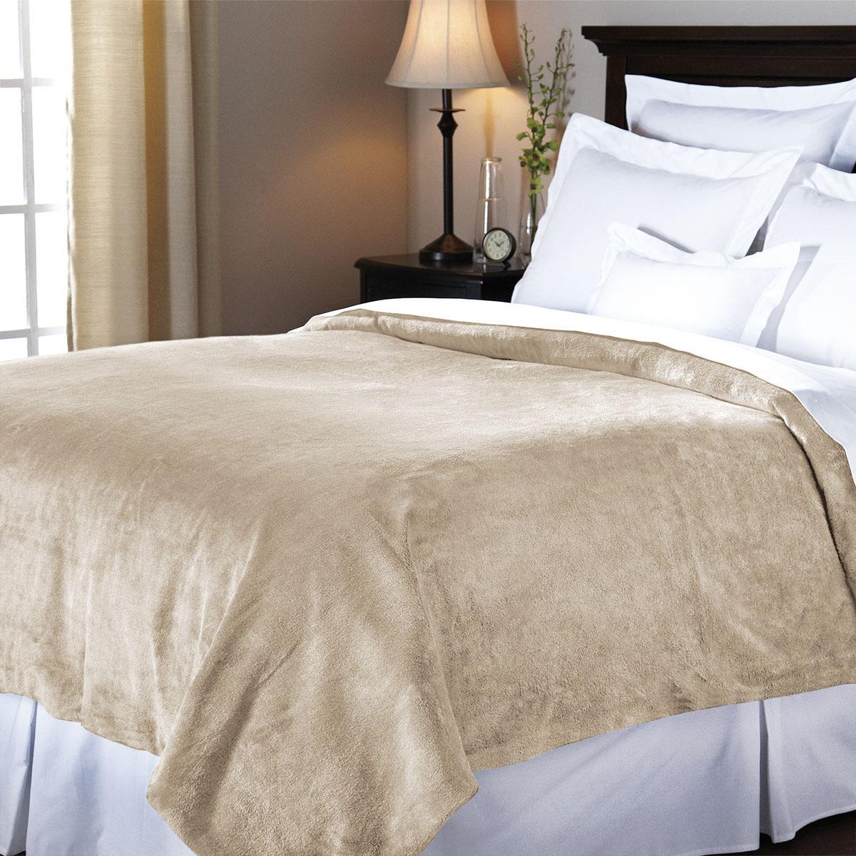 couverture chauffante lectrique pour 2 personnes comparatif et prix bien dormir. Black Bedroom Furniture Sets. Home Design Ideas