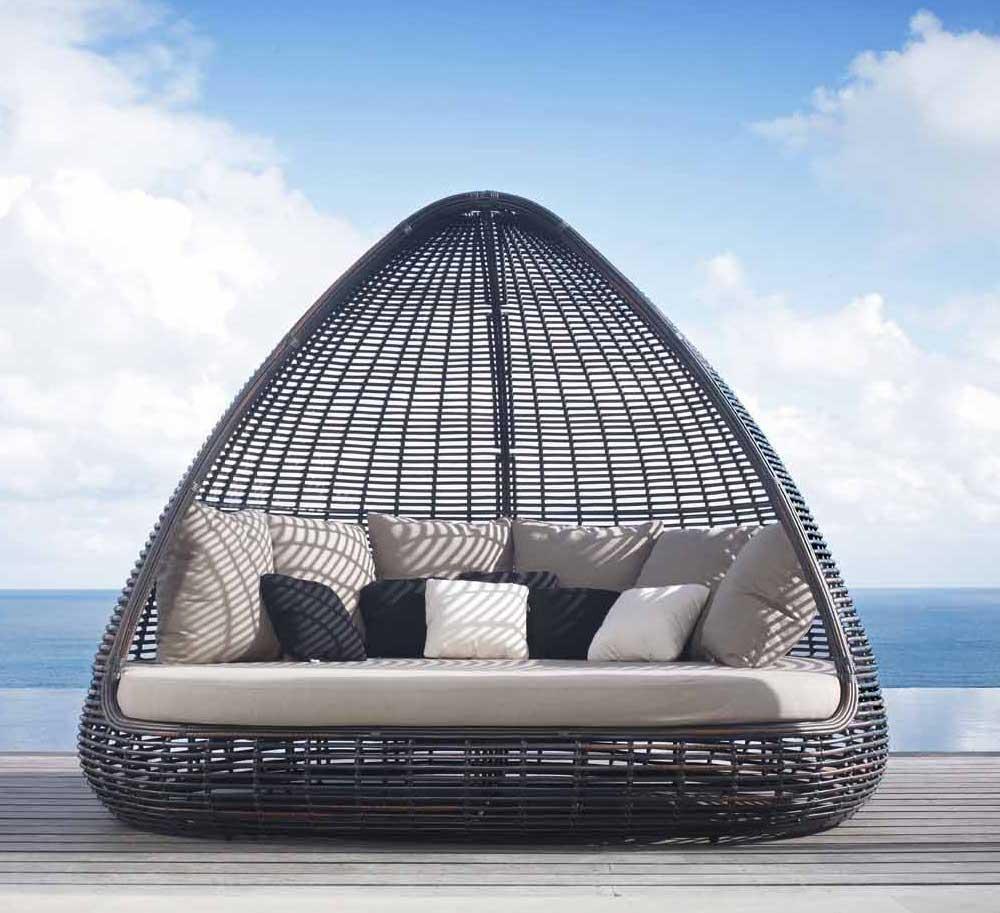 Lit de jardin bien dormir - Orientation du lit pour un bon sommeil ...